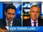 Just perfect: The Project host skewers Joe Hockey on Islamophobia.