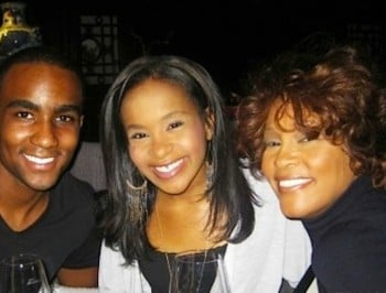 Whitney and Bobbi Kristina resize
