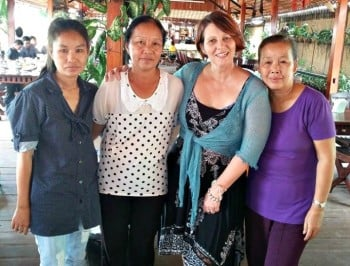 Women in Laos featured image