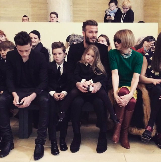 Stop taking your children to Fashion Week, idiots.