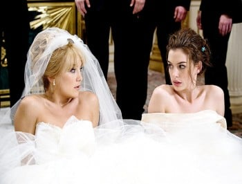 There is no such thing as a bridezilla.