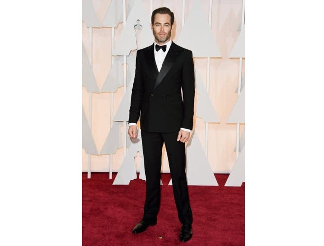 Oscars Red Carpet 2015