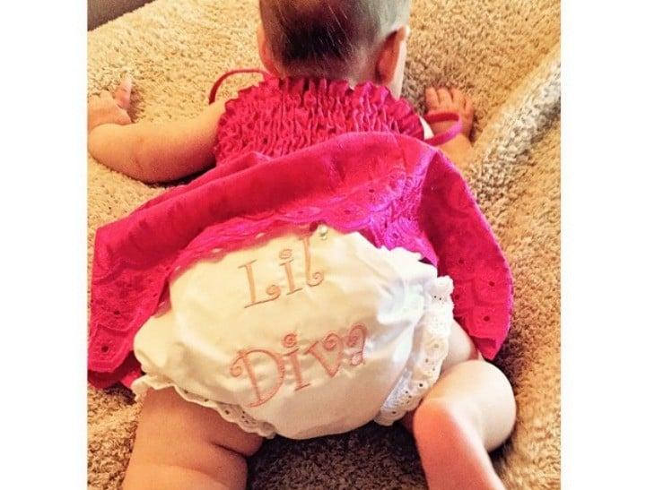 christina aguilera baby photoshopped
