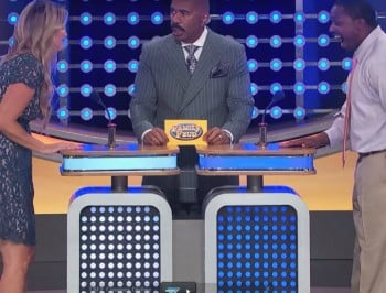 Another day, another Family Feud contestant embarrasses themselves.