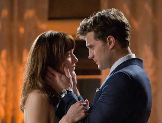 is the BDSM relationship in fifty shades healthy