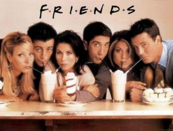 What Friends would look like if it was made today.
