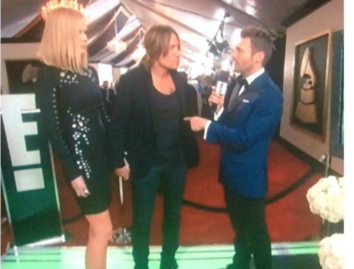Nicole Kidman snubbing the Grammy interview wasn't #askhermore it was #rude