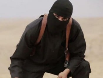 The true identity of ISIS executioner