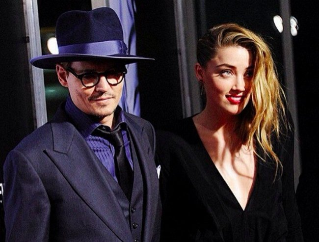 Actor Johnny Depp married actress Amber Heard in February this year. The couple has a 23 year age gap