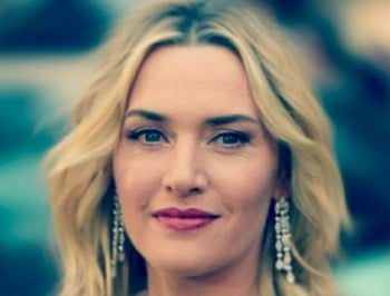 The ritual that Kate Winslet follows with her daughter every day.