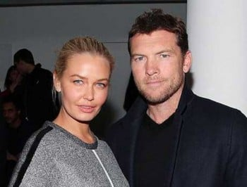 lara bingle gave birth