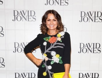 2015 david jones A/W fashion launch