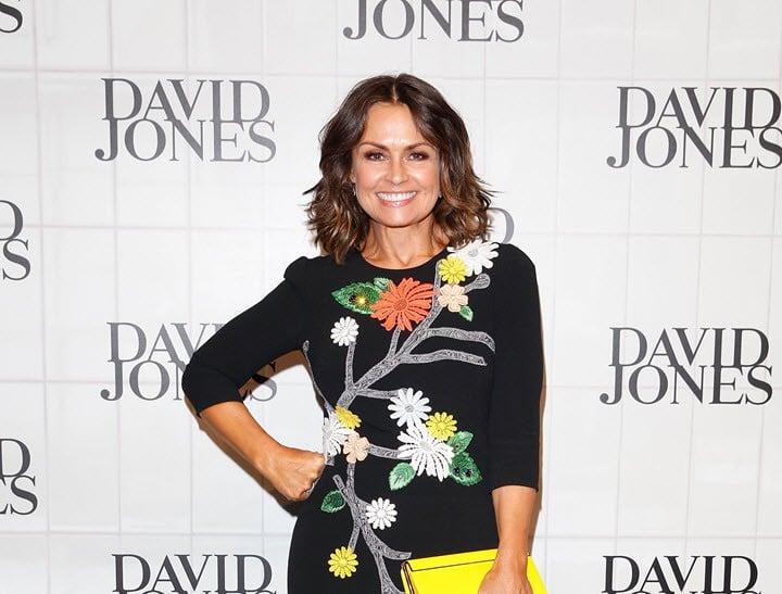 2015 david jones A/W fashion launch