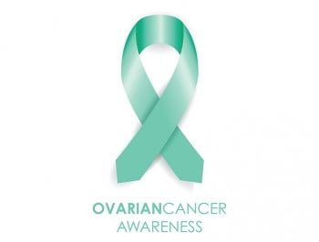 This is what ovarian cancer looks like. Being aware could save your life.