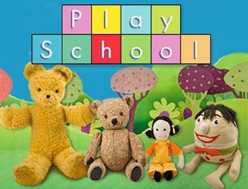 eddie perfect joins play school