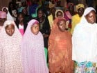 Finally, 241 women and children abducted by Boko Haram are free.