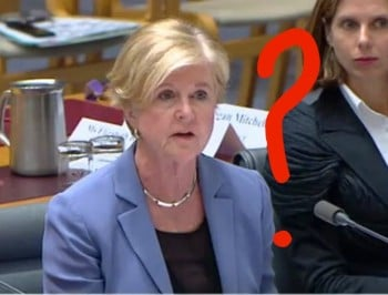 Explain to me: Who is Gillian Triggs and what has she done?
