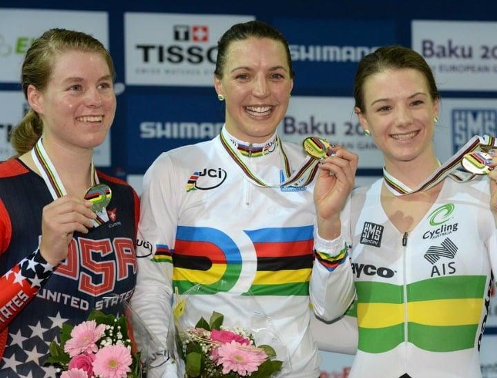 AIS podium cycling size