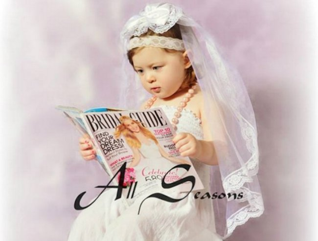 All seasons child bride