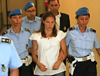 Breaking: Amanda Knox acquitted of murder by Italian Supreme Court.