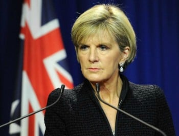 Michelle Grattan: Why Julie Bishop needs to slow down if she wants to be PM.
