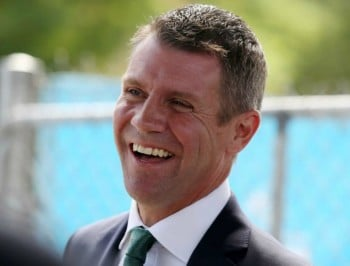 NSW votes: Mike Baird
