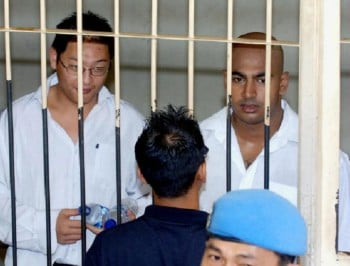Bali Nine: Andrew Chan, Myuran Sukumaran to be moved to Nusakambangan island today, ahead of executions.