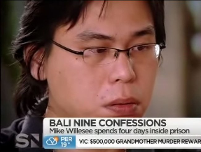 where are the rest of the bali 9?