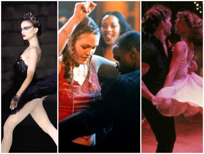 best dance movies of all time
