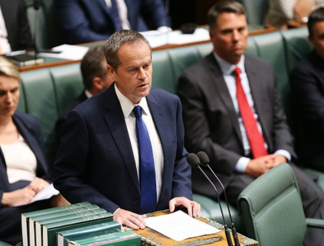 bill shorten feat