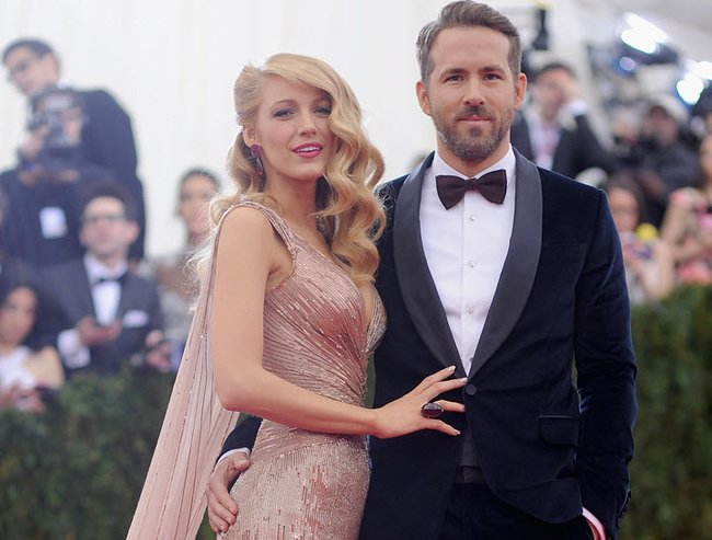 blake lively and ryan reynolds Photoshop