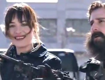 WATCH: Dakota Johnson performed a SNL skit about ISIS. And people are REALLY pissed.