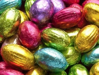 Dear Sugar Haters, Easter is NOT the time to quit the white stuff.