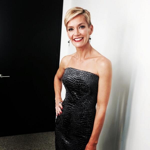 Jessica Rowe gets botox and is very, very open about it.
