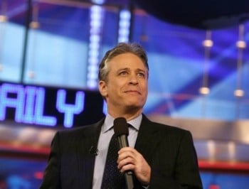 *Drumroll* The Daily Show