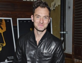 Jude Law just became a father for the 5th time.