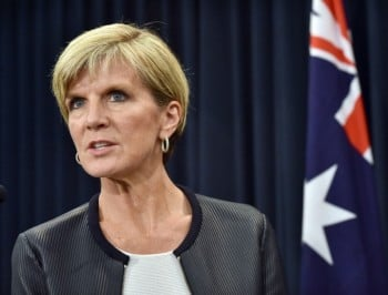 Julie Bishop:
