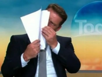Lisa Wilkinson just said something that made her co-hosts very, very uncomfortable.