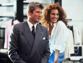 does pretty woman glorify prostitution
