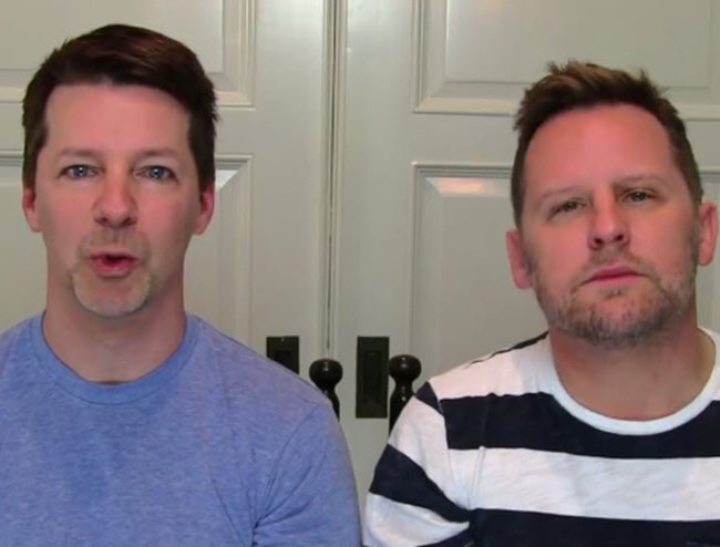 sean hayes lip-syncs to iggy azalea