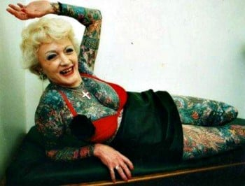 tattooed senior citizens
