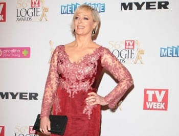 Mamamia chats to Amanda Keller (and gets all the Logies goss).