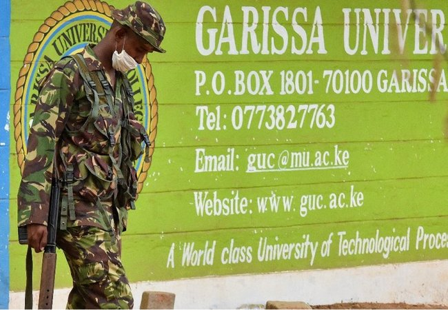 Garissa University massacre Kenya