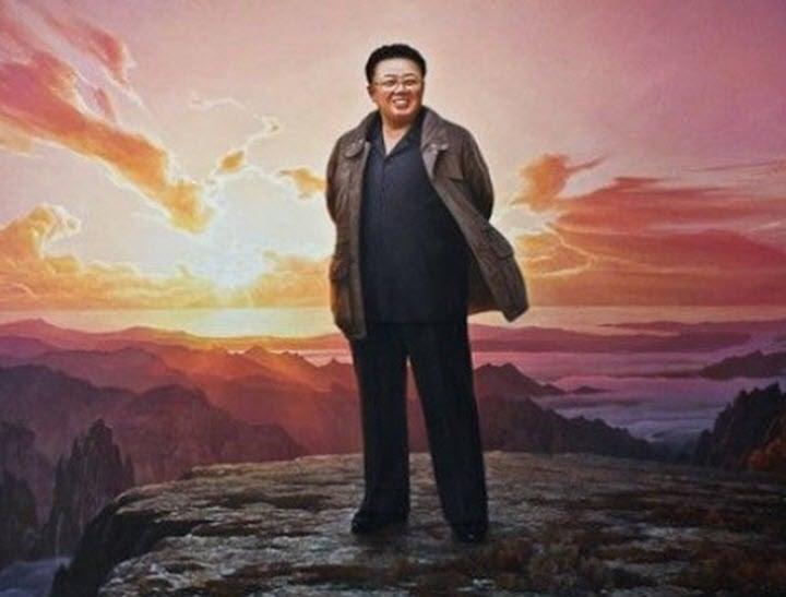 Kim Jong un propaganda
