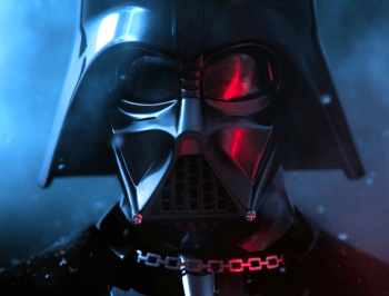 Move over Baby Mozart: Darth Vader should be talking to baby in the womb.