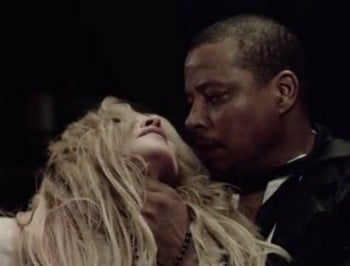 Terrence Howard Madonna
