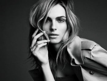 Transgender model Andreja Pejic became the first transgender model to be featured in Vogue and now she