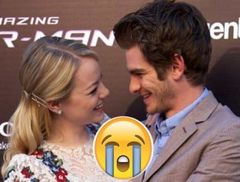 emma stone and andrew garfield broke up