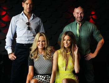 "Jennifer Hawkins remembers Charlotte Dawson: ""It doesn"