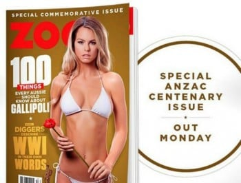 Veterans have their say on ZOO magazine